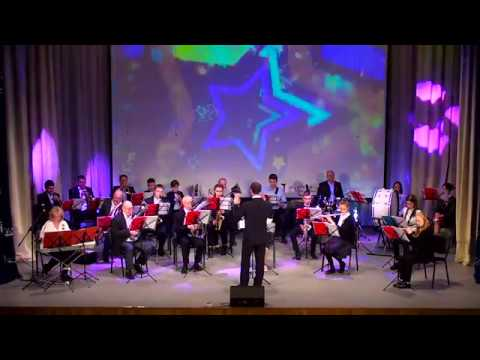 Концерт духового оркестра Nadym Citi Band МБУ ДШИ №2 г Надыма