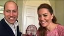 The Duke and Duchess of Cambridge host bingo