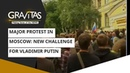 Gravitas: Major protest in Moscow: New challenge for Vladimir Putin