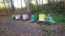 Немного про пчёл. Краткий обзор моего увлечения. Рубрика Около пасеки .
