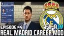 FIFA 19 Карьера тренера за Реал Мадрид 4 Азар перешёл в Реал Мадрид Марсело вернулся