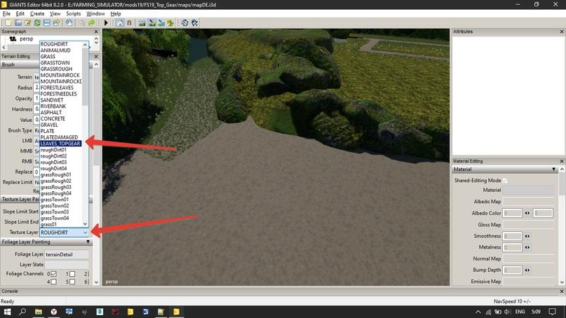 FS19{Tutorial} Как создать свои текстуры для рисования на земле, изображение №29