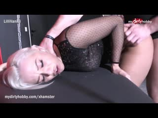 My dirty hobby hot blonde with jucy tits fucked hard
