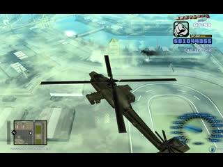 Новое МП: Дуэли на военных вертолётах 1-1 на вылет