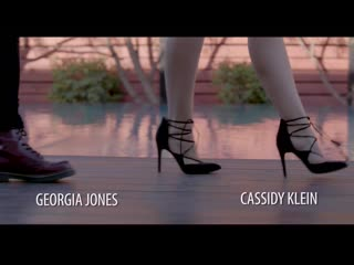 Lesbian Anal. Sc03 - Anal Play (Georgia Jones, Cassidy Klein)