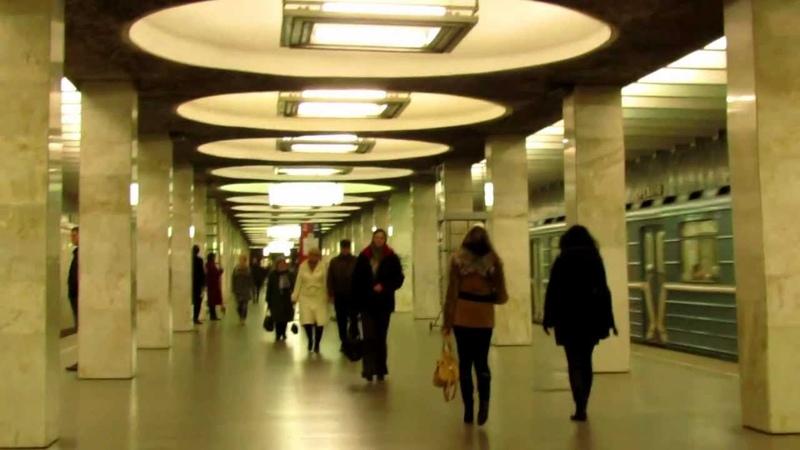 Станция метро Орехово Москва