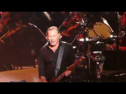 Metallica - Halo on Fire - SM 2 - 09-08-2019 - Chase Center, San Francisco, CA