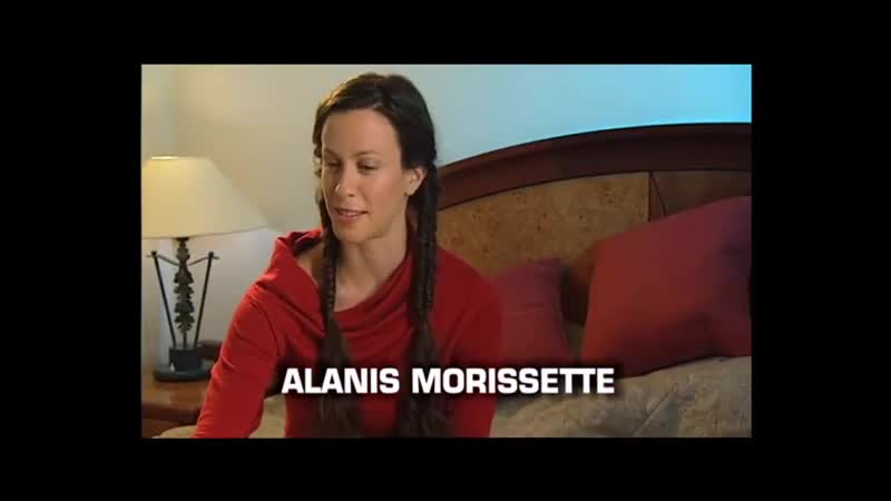 I was a workaholic ¦ Rare Alanis Morisette Interview ¦ The Lost Tapes