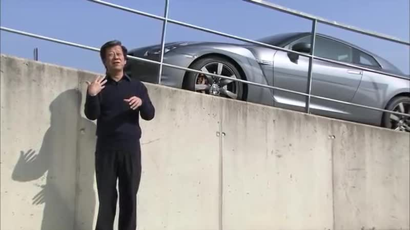 R35 GT R 09モデル 日産開発テスト密着レポート ニュルブルクリンク Best MOTORing 2009
