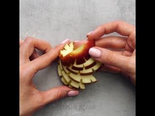 Ты можешь сама воплотить в жизнь эти удивительные идеи с яблоком!