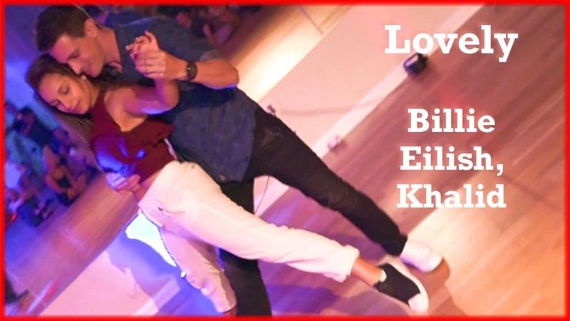 Billie Eilish Khalid lovely Dance @Rick Torri Larissa Secco Paulo Victor Luisa Teston