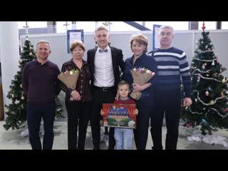 Первый шаг Наиля Умярова!
