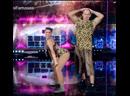 Джуниор дос Сантос - Третий танец в телешоу Танцы со звёздами