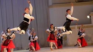 Испанский танец «Арагонская хота» - Ансамбль Моисеева