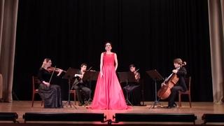 "Marina Golub (Setres) |  ""Quando men' vo"" (La Bohème)"