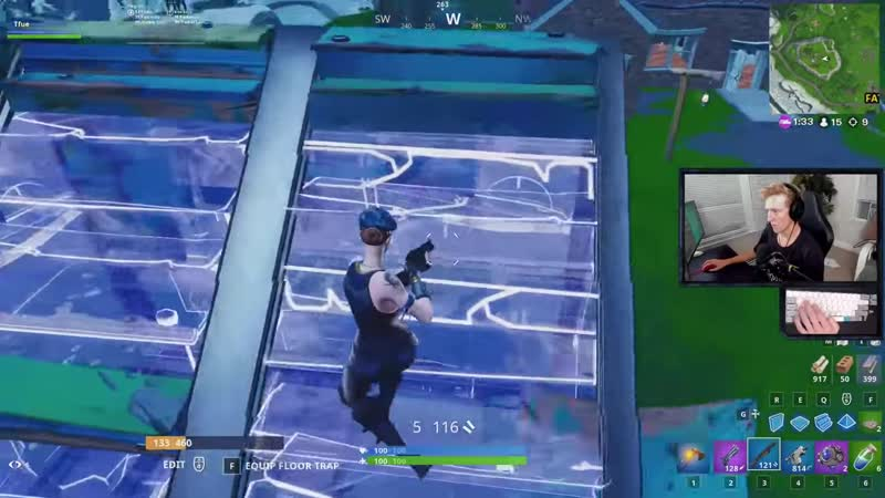 [Tfue] The most overpowered item in fortnite...