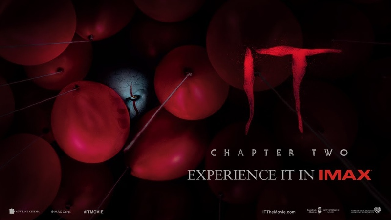 It Chapter Two | IMAX® Exclusive Teaser Trailer