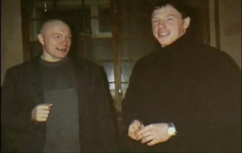 Осипов Анатолий (отец) и Осипов Александр (сын)