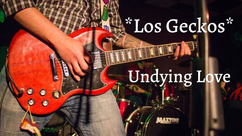 Los Geckos Undying Love Punk Party Donetsk 2020 Underground Stage Party Bar