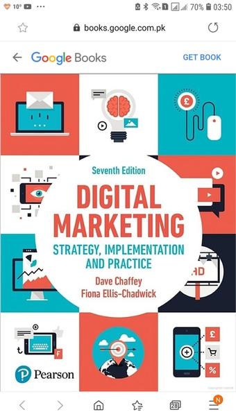Digital Marketing - Dave Chaffey