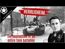 Tank Battles of WW2 - The Battle of Herrlisheim and the Destruction of a Tank Battalion