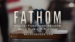 Walrus Audio Pedal Play: The Fathom Multi-Function Reverb