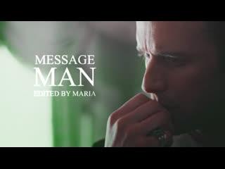 Lord fallon message man [harlots]