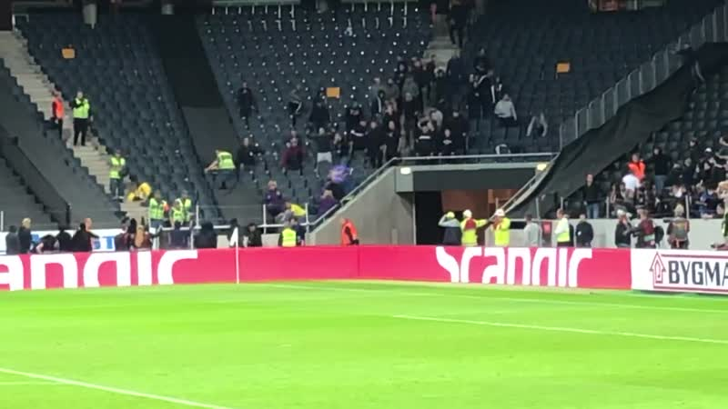 AIK vs Maribor 31 07 19