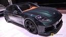 2019 Porsche Panamera Turbo S Grand GT by TechArt - Walkaround - 2019 Geneva Motor Show