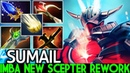SUMAIL Sven Created New a Superman New Scepter Rework 7 23 Dota 2