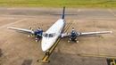 Jetstream 41 ENGINE START and POWERBACK using Reverse Thrust! Honeywell TPE331