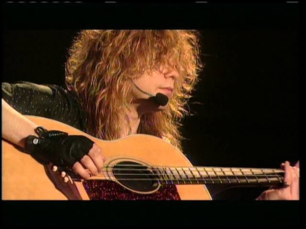 Def Leppard Two Steps Behind Acoustic 1993