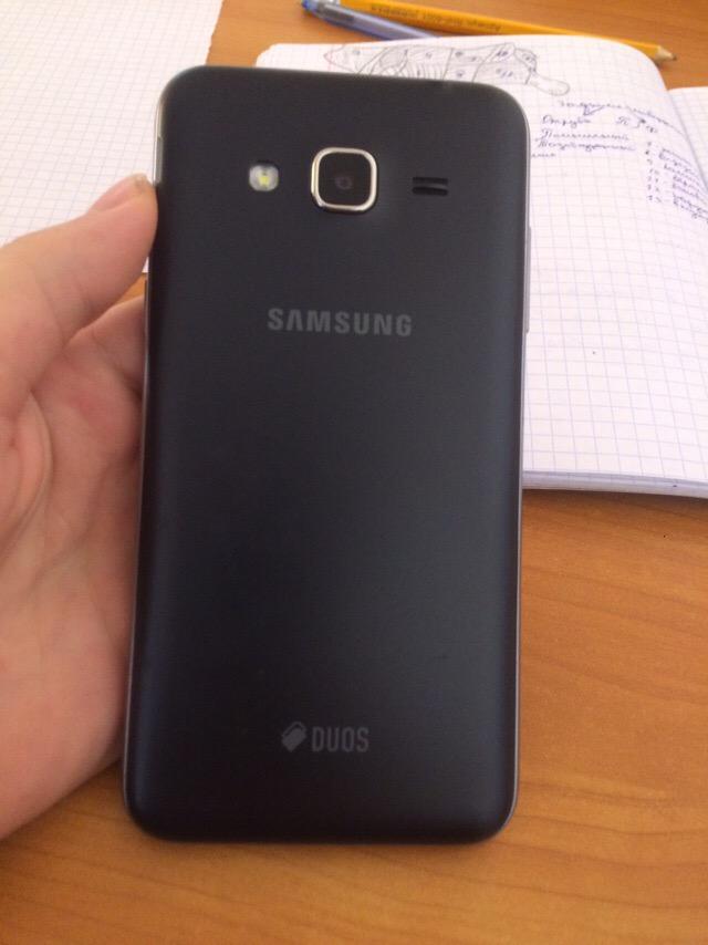 Обменяю Samsung galaxy j3 2016 года,состояние | Объявления Орска и Новотроицка №371