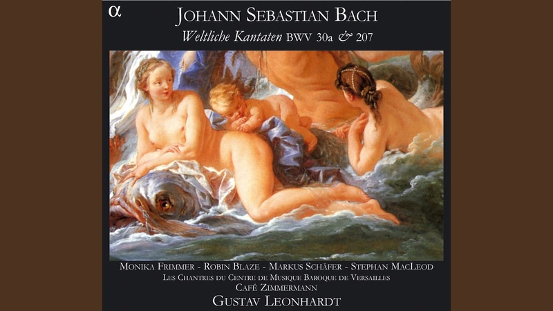 Vereinigte Zwietracht BWV 207 I Coro