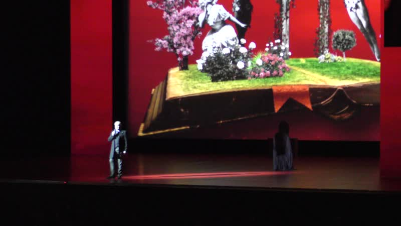 Вступительное слово Андриса Лиепы 130 лет В Нижинскому концерт в Кремле 18 04 19