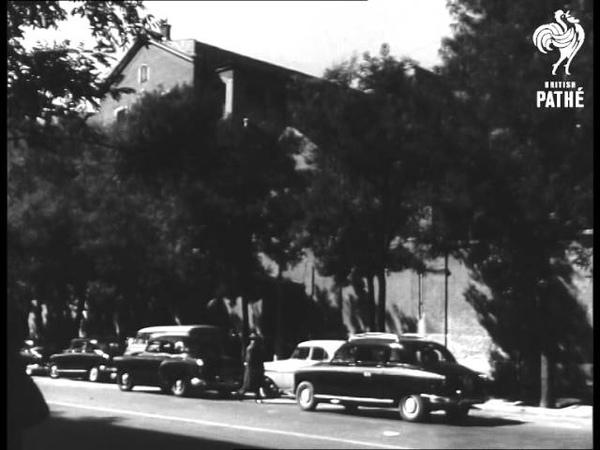 Dona Fabiola In Madrid (1960)