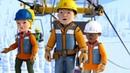 Боб строитель 🌟🛠 Снежный день 🌟новый эпизод 🌟 Мультфильмы для детей