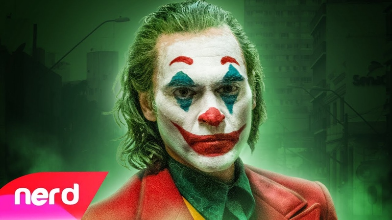 Joker Song | Who's Laughing Now | by NerdOut (Unofficial Soundtrack)