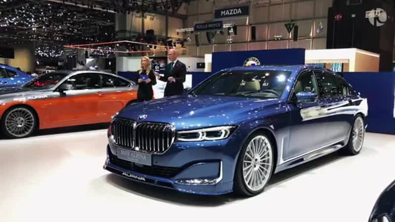 BMW Alpina B7 2020 Perfect Luxury Sedan