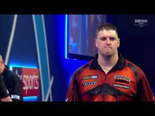 Daryl Gurney vs Justin Pipe (PDC World Darts Championship 2020 / Round 2)