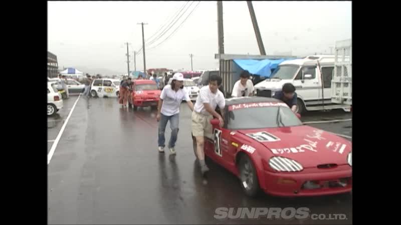 Video Option 55 いか天野郎 軽CAR耐久レースに挑戦