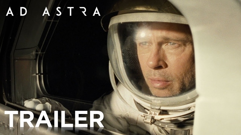 Ad Astra Official Trailer 2 HD 20th Century FOX