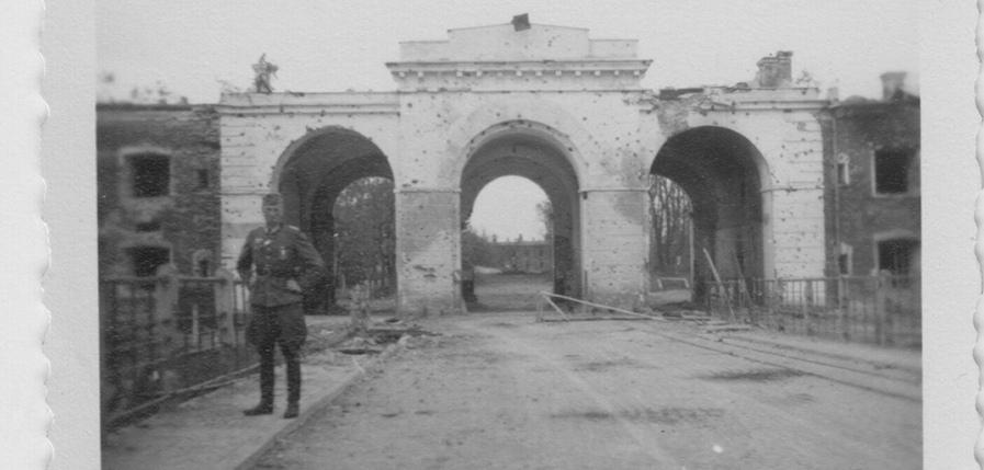 Брестчан приглашают на доклад Кристиана Ганцера о Брестской крепости