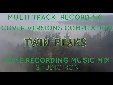 Twin Peaks Multi Track Recording Cover Compilation Music Mix