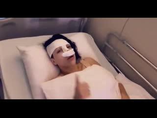 Видео Савкиной после операций. Говорит, что довольна)) Интересно увидеть результат