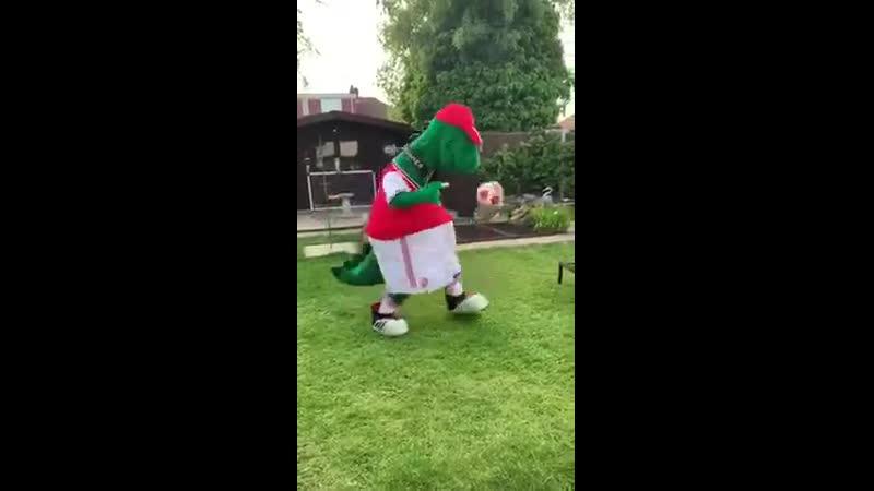 Прогресс талисмана Арсенала