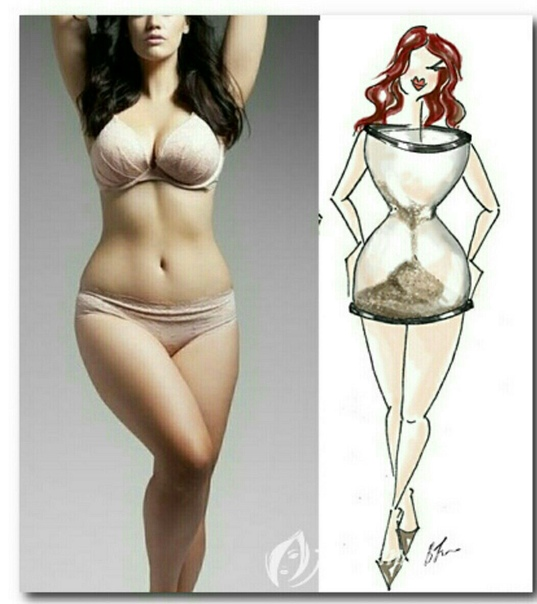 Busty Brunette Milf With Amazing Hourglass Figure
