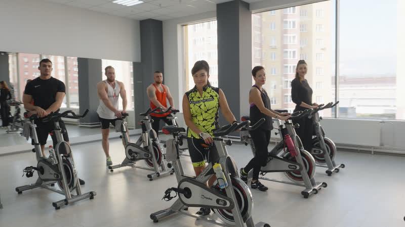 Cycling Fitness Drive Тюмень