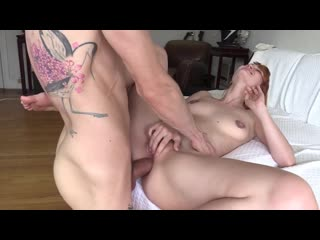 Alice x - first ever anal sex scene with owen gray [all sex, hardcore, blowjob, redhead]