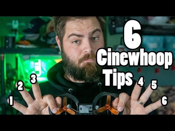 6 Tips to make Amazing Cinewhoop Videos Cinewhoop Masterclass